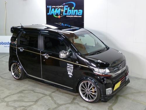 ホンダ・N-WGN(DBA-JH1)
