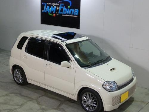 スズキ・Kei (TA-HN22S)
