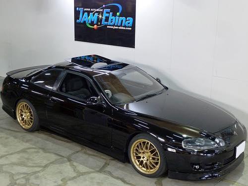 トヨタ・ソアラ(E-JZZ30)