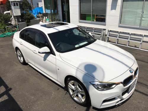 BMW・320D