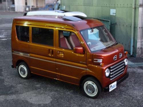 スズキ・エブリイ(DA17V)