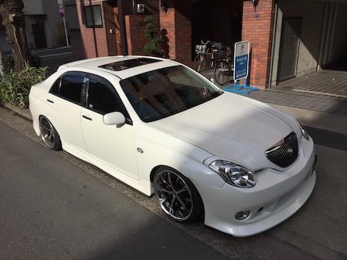 トヨタ・ヴェロッサ(GH-JZX110)