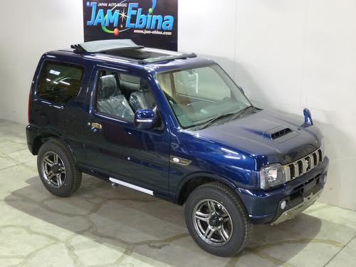 スズキ・ジムニー(ABA-JB23W)