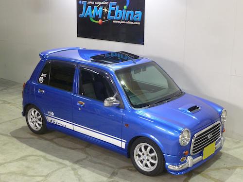 ダイハツ・ミラジーノ(LA-L700S改)