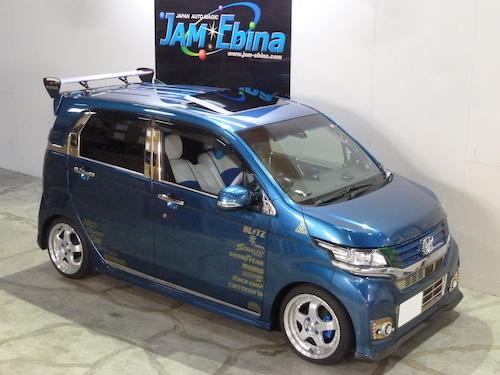 ホンダ・エヌ ワゴン(DBA-JH1)