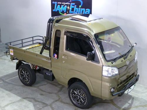 ダイハツ・ハイゼット ジャンボ(EBD-S510P)