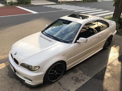 BMW・320Ci・E46(GH-AY20)