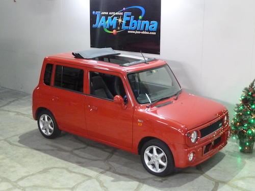スズキ・アルトラパン(TA-HE21S)