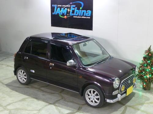 ダイハツ・ミラジーノ(UA-L700S)