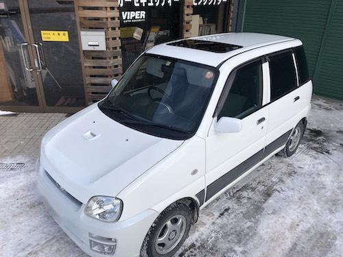 スバル・プレオ(LE-RV2)