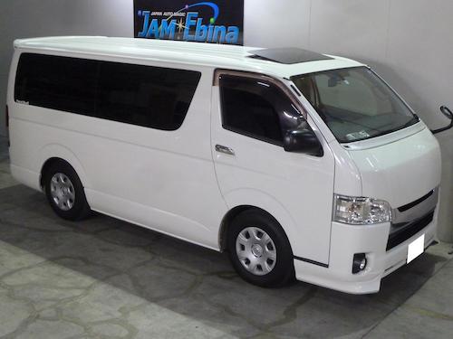 トヨタ・レジアスエース(KDH201V)