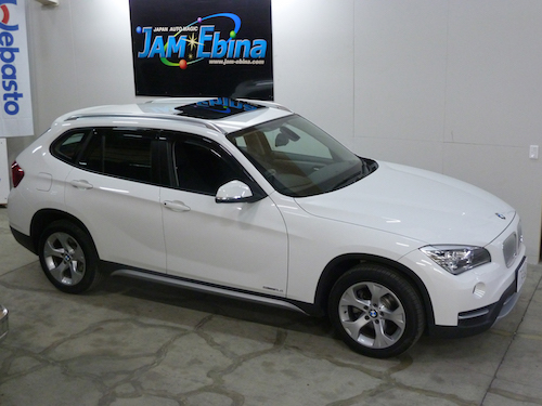 BMW X1(CBA-VL18)