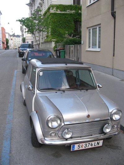 old mini