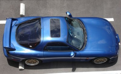 RX-7 (FD3S)