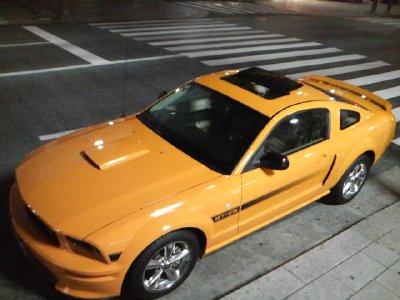 マスタング GT(カリフォルニア限定車)