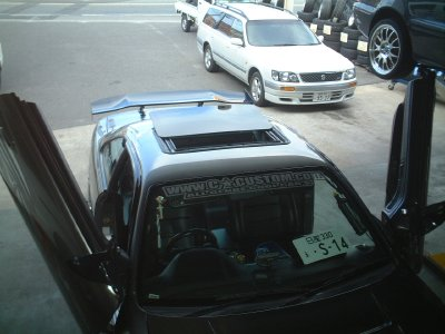 シルビア(S14)