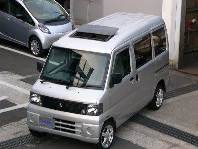 ミニキャブバン (U61V)